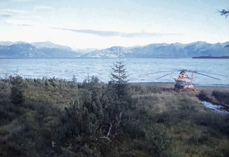 Озеро токо