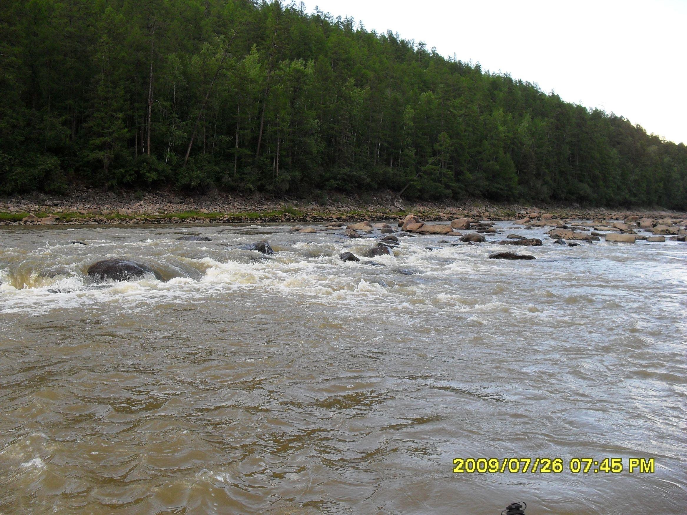 фото реки чульман